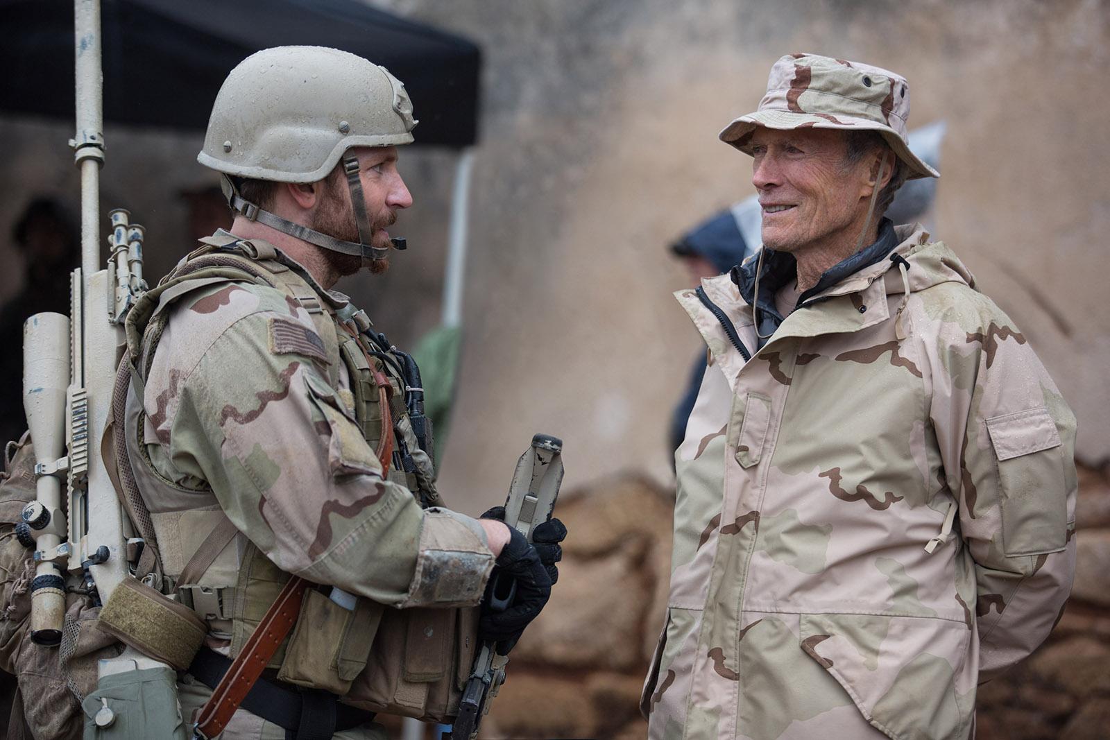 Les trois héros du Thalys joueront pour Eastwood