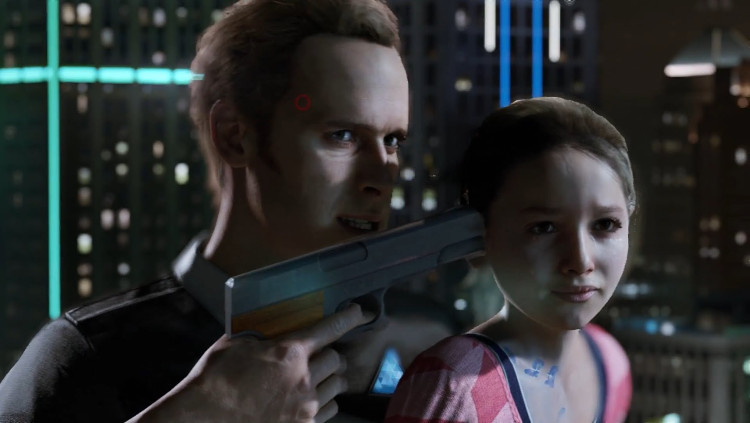 E3 Detroit Become Human nouveau trailer