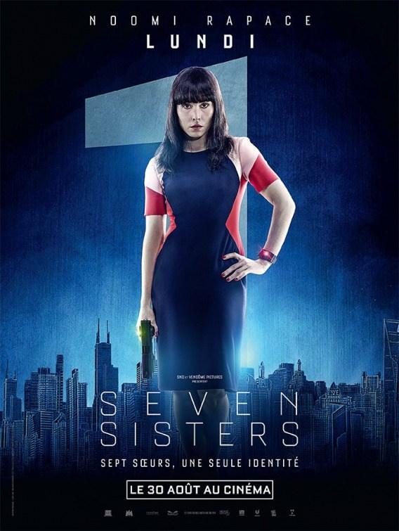 Seven Sisters Film 2017 Ecranlarge Com