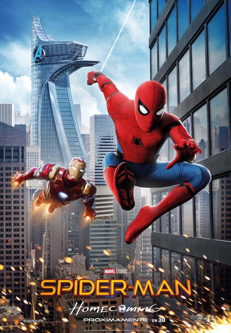 Spider-man : Homecoming Spider-man-homecoming-photo-affiche-spider-man-homecoming-990355