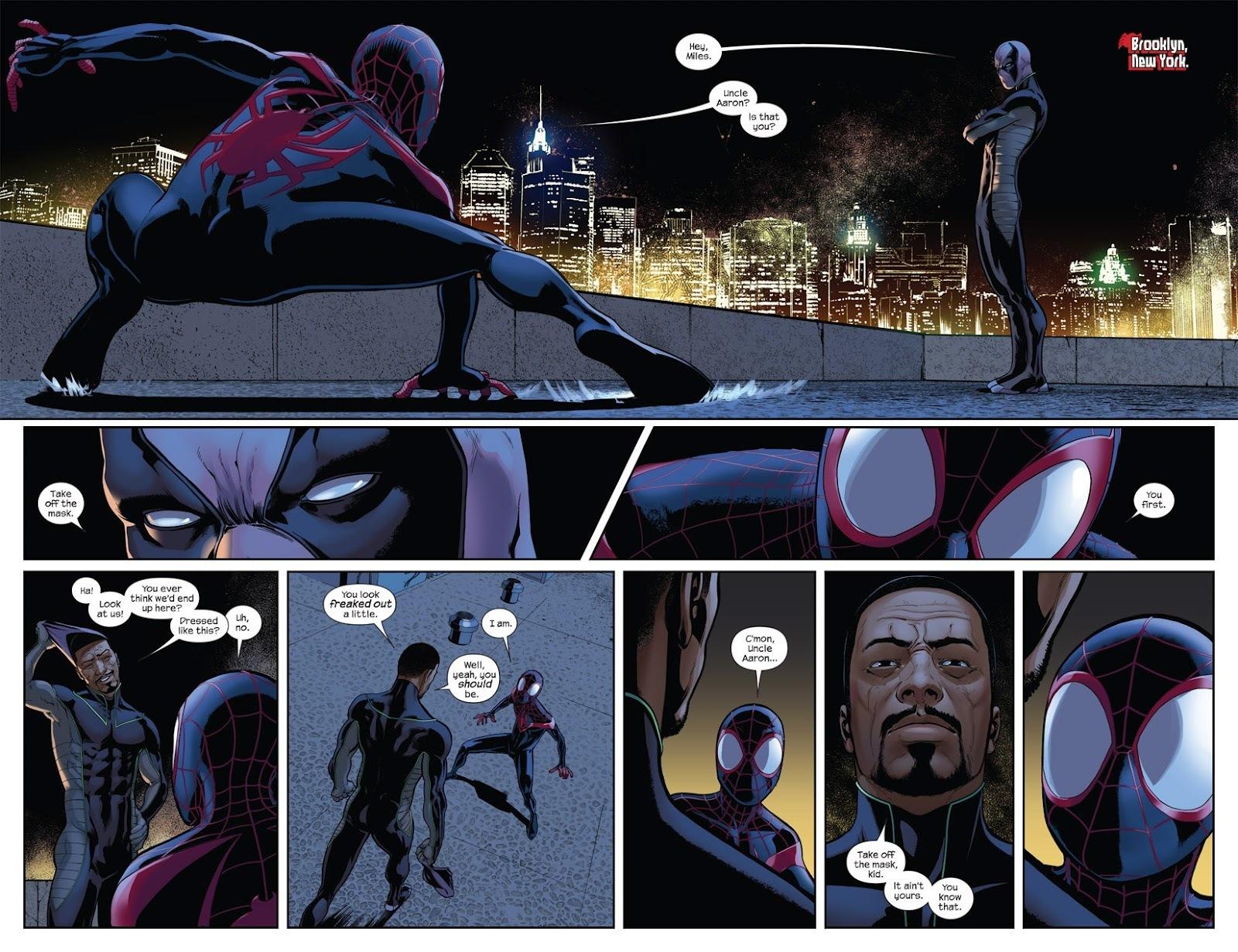 spiderman homecoming les m233chants le costume les