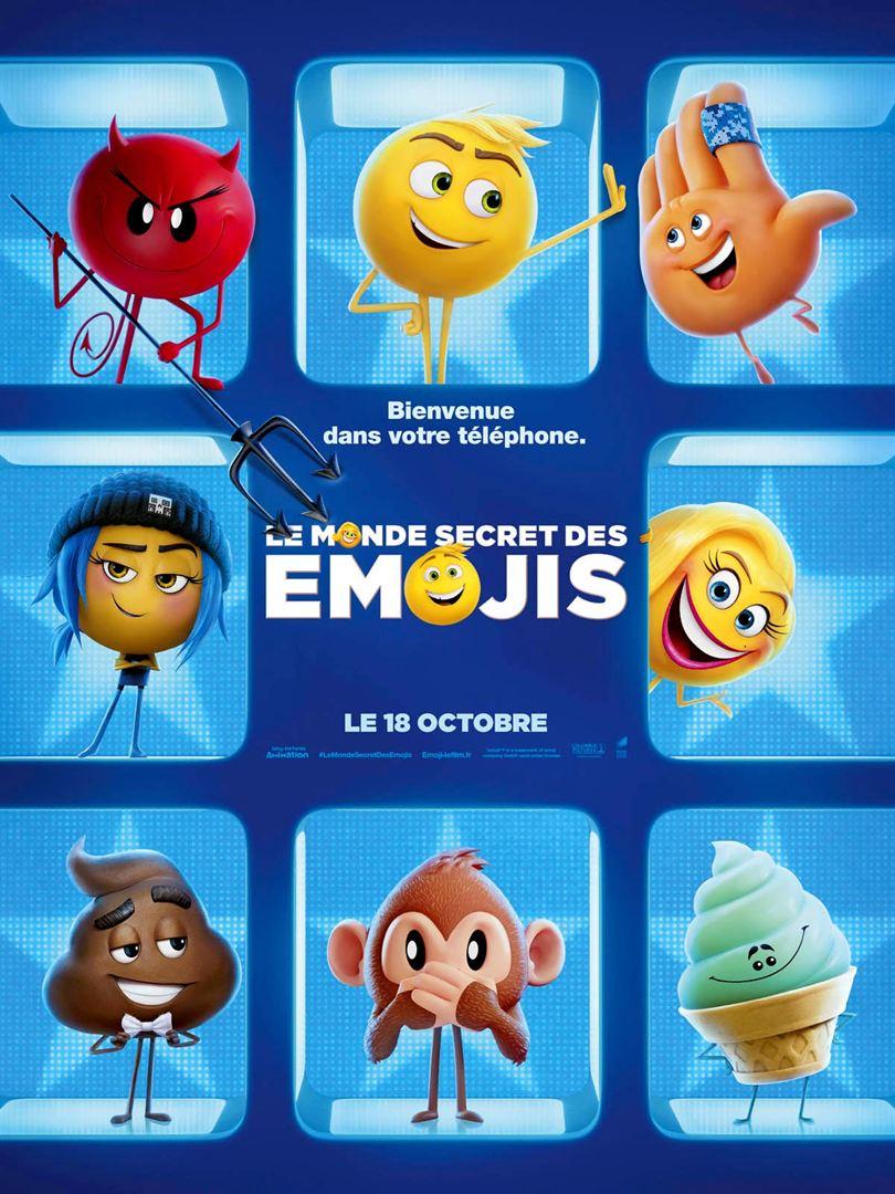 Le Monde Secret Des Emojis Film 2017 Ecranlargecom