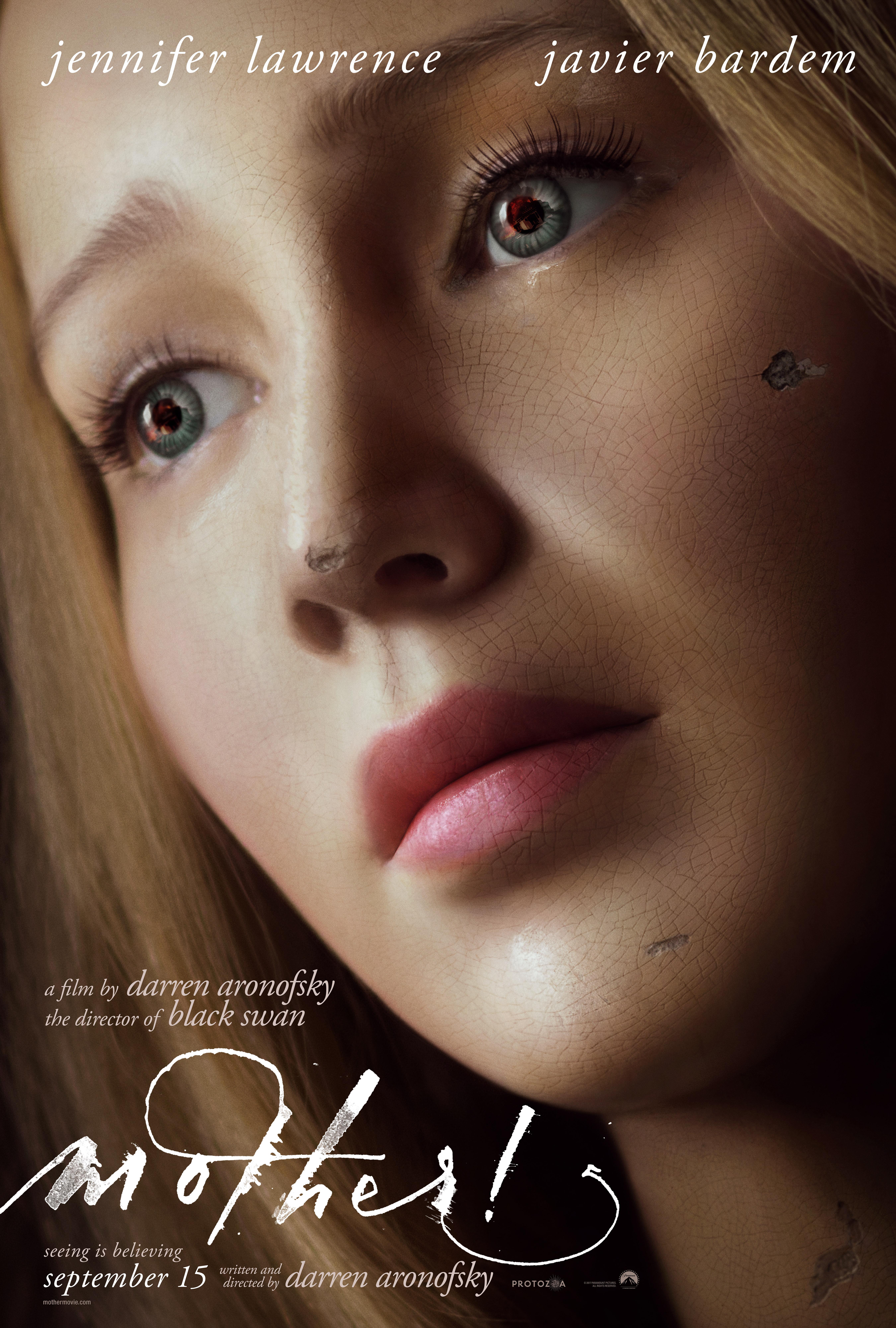 Mother ! : l'un des films les plus détestés de 2017 mérite