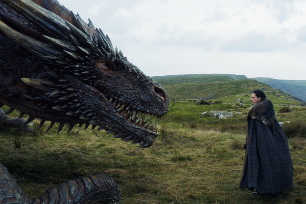 Daenerys perd un être cher — Game of Thrones