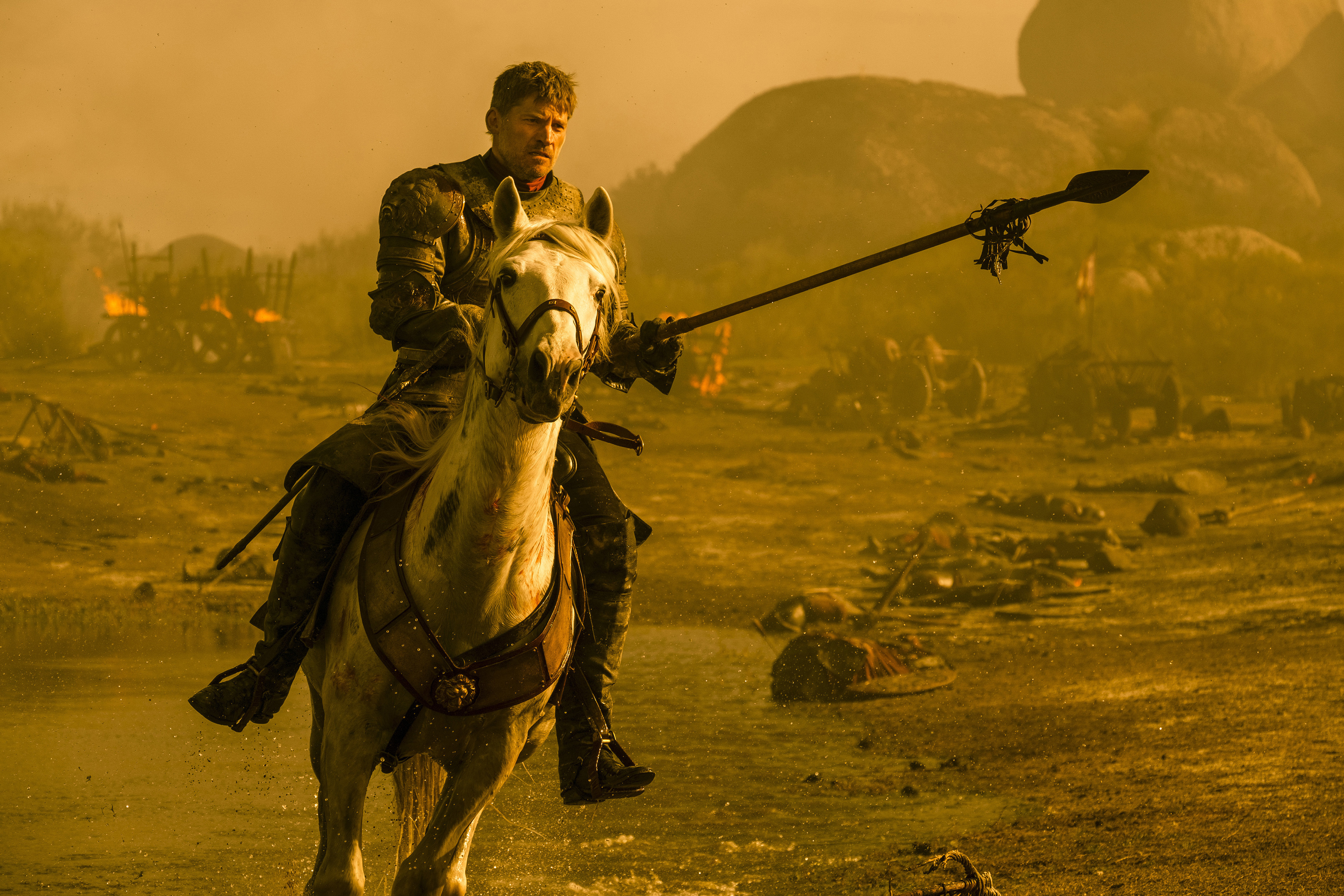 Découvrez le salaire des acteurs de Game of Thrones — Photos