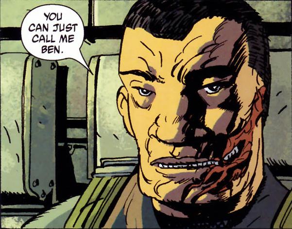 Ed Skrein lâche le reboot après une controverse — Hellboy