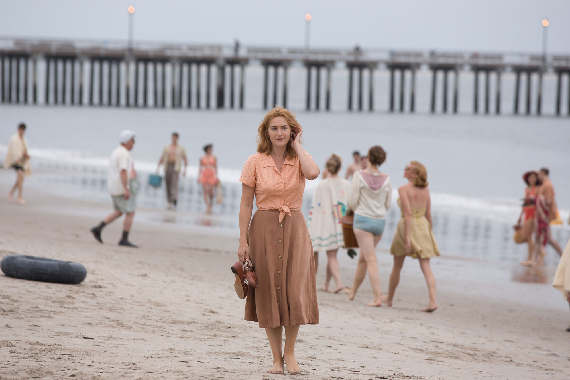 Wonder Wheel : le nouveau Woody Allen en images