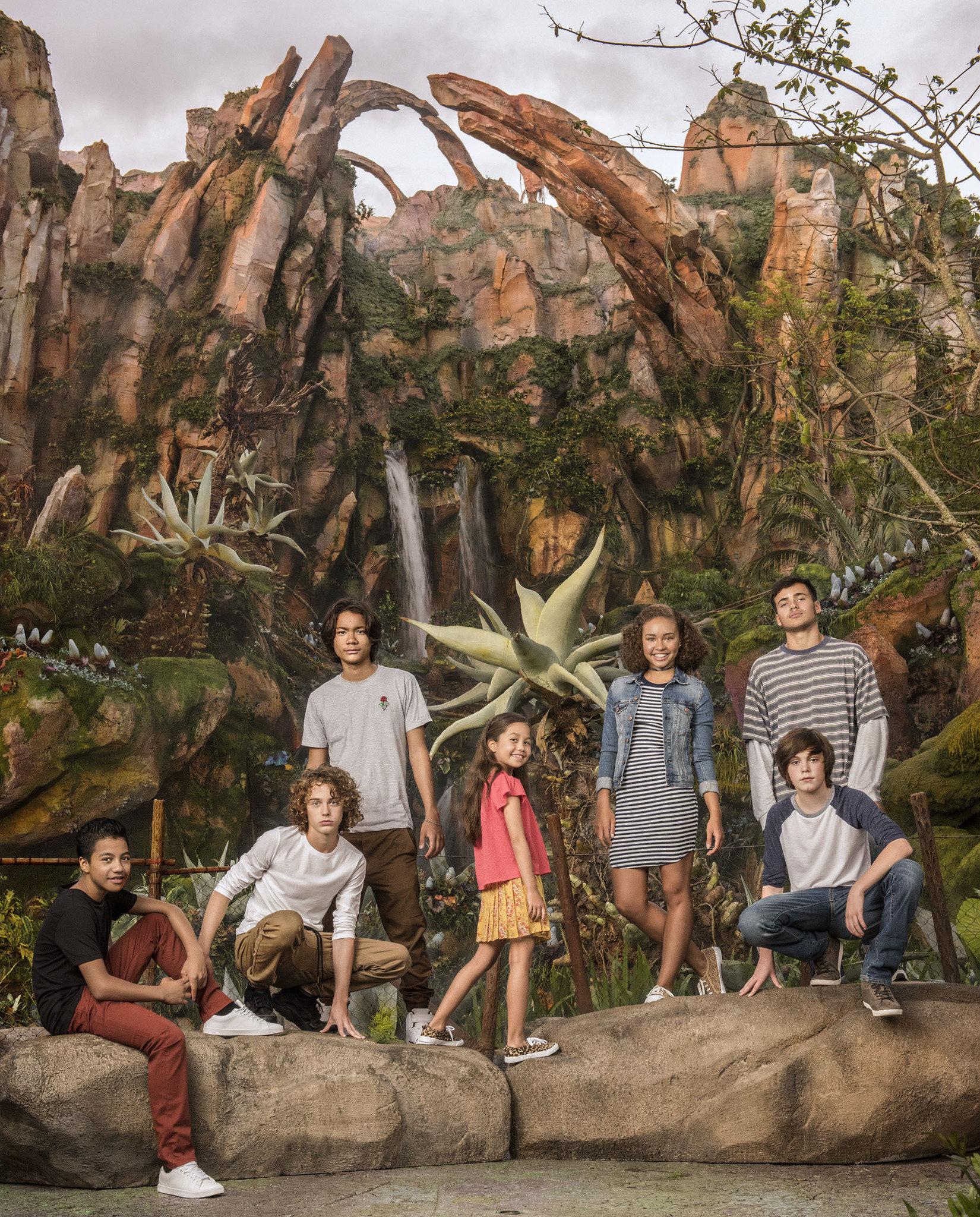 Avatar 2 : Première Photo Du Tout Nouveau Casting Et