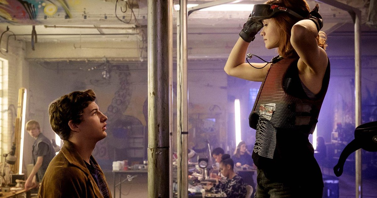 Une featurette en hommage à Spielberg — Ready Player One