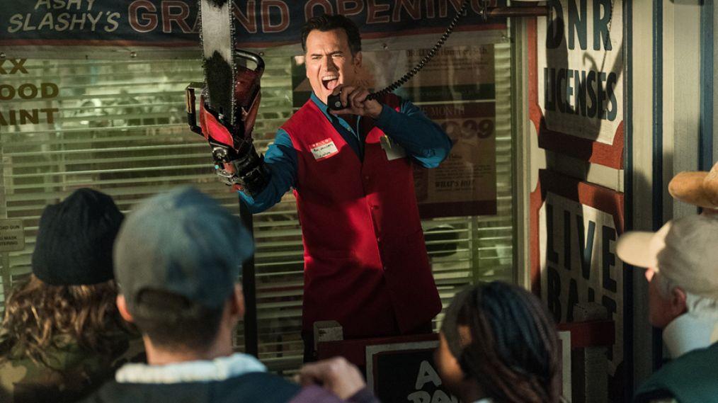 Starz annule Ash vs Evil Dead après trois saisons