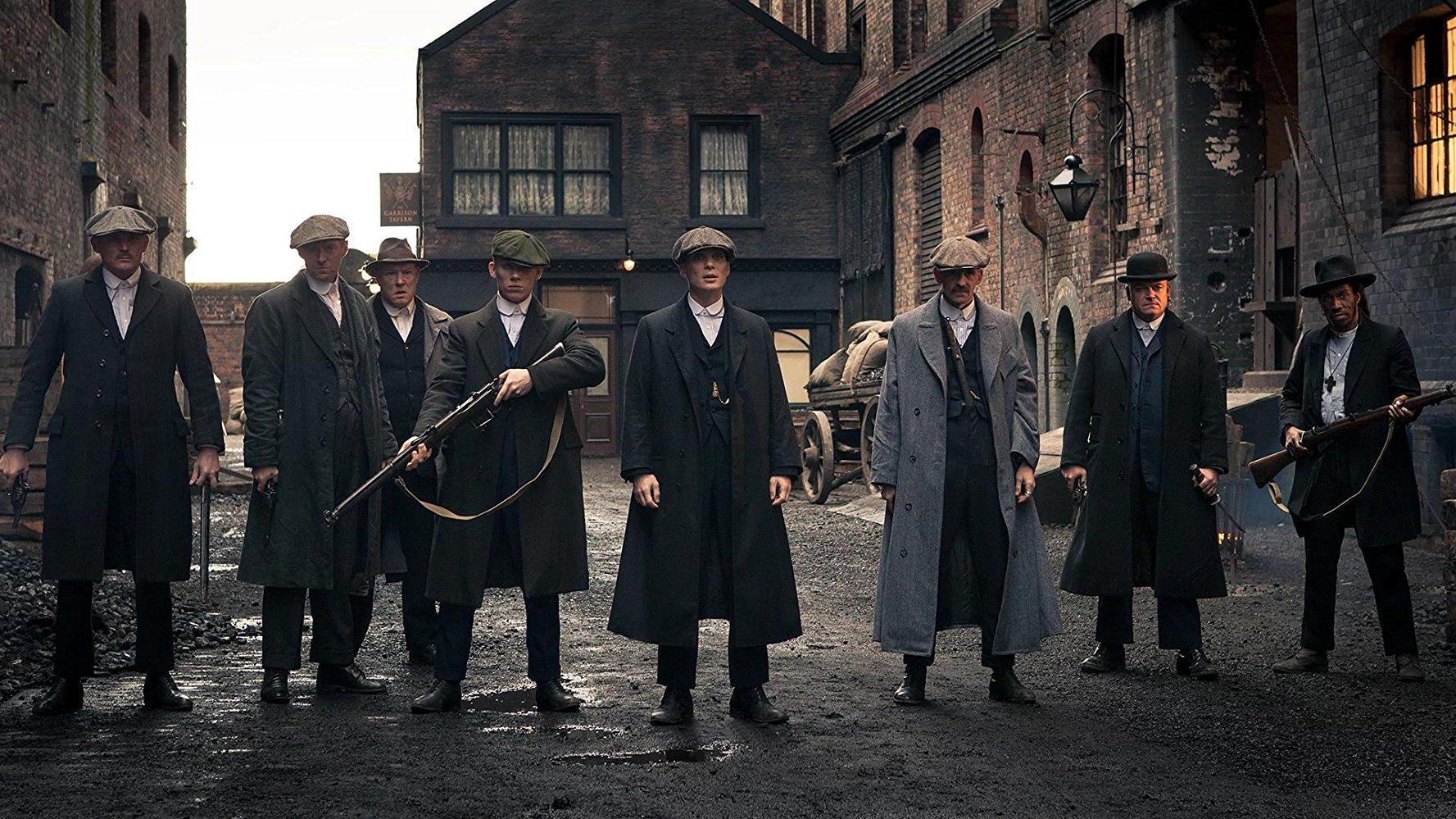 3 nouvelles saisons et un spin-off musical — Peaky Blinders