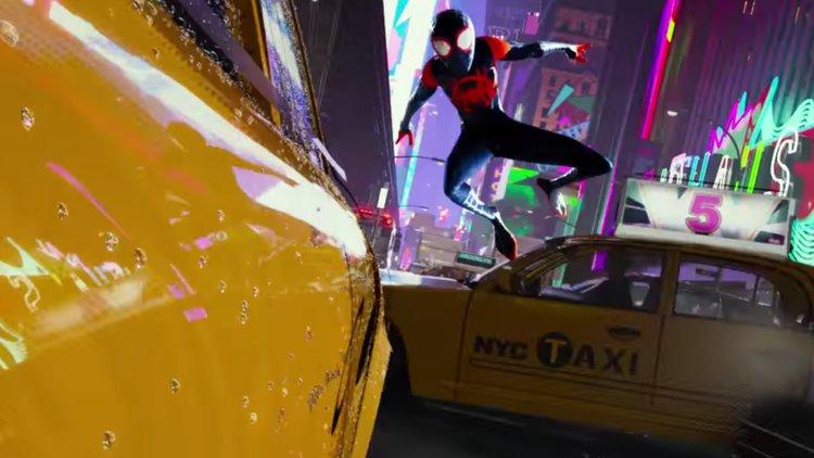 Une bande-annonce complètement dingue pour le prochain film — Spider-Man