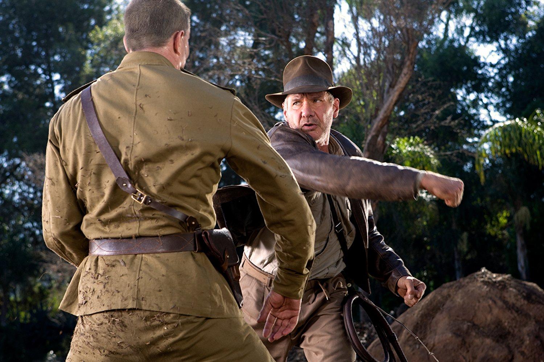 Steven Spielberg évoque le futur de la saga — Indiana Jones