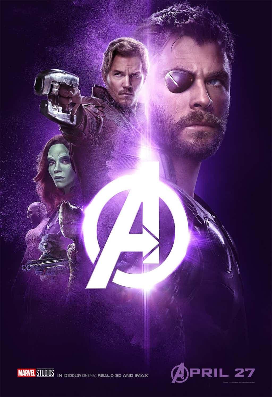 Avengers infinity war cinq nouvelles affiches d di es aux personnages ont t d voil es - Mechant avenger ...