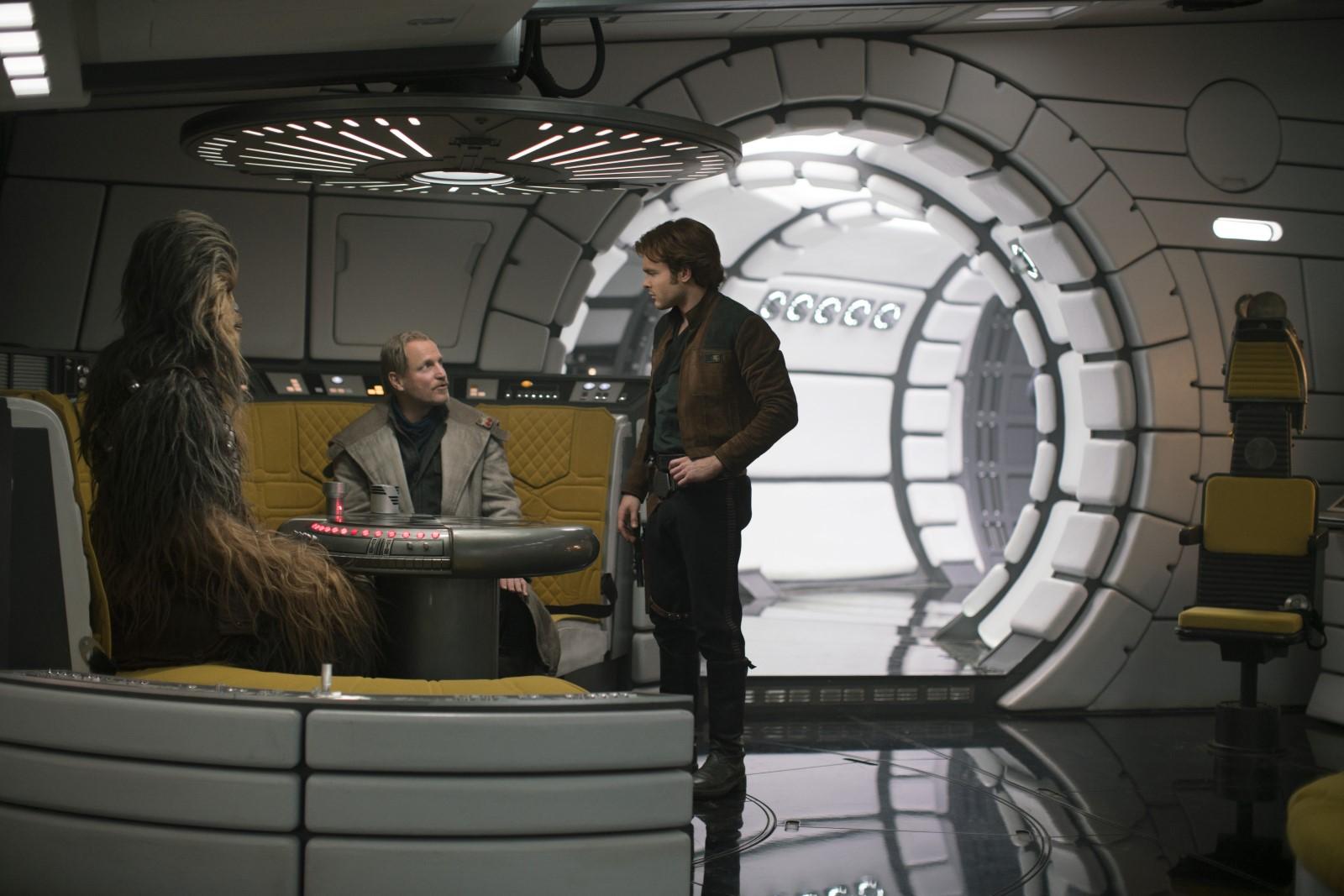 La nouvelle bande-annonce de Solo A Star Wars Story