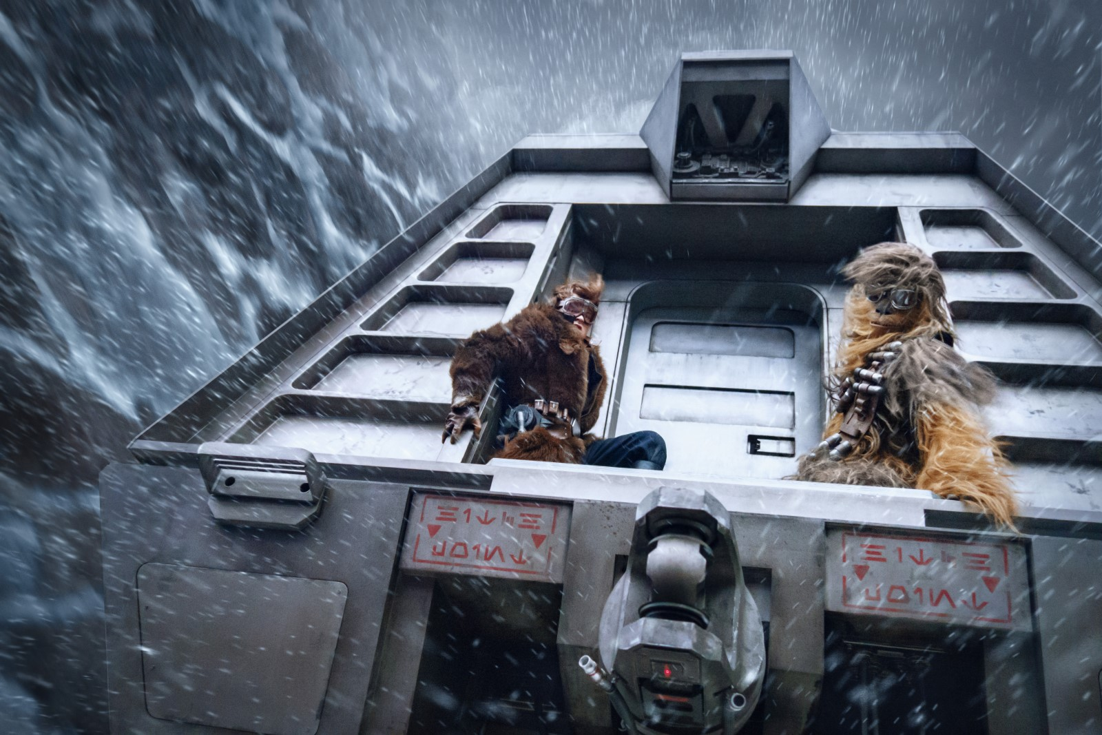 Solo A Star Wars Story : première vraie bande-annonce VOST