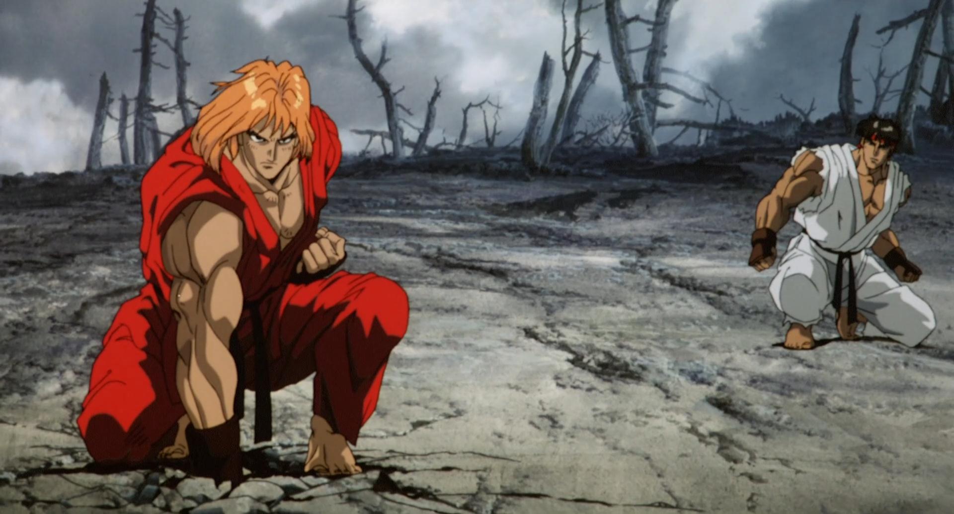 Une série TV en préparation — Street Fighter