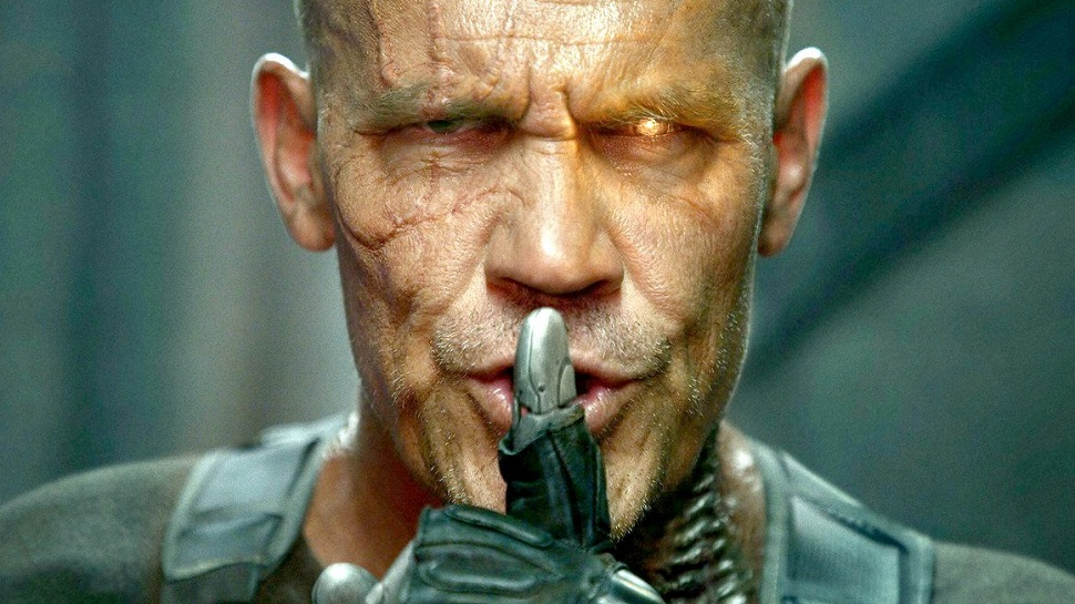 Marvel : Josh Brolin jouera Cable dans quatre films