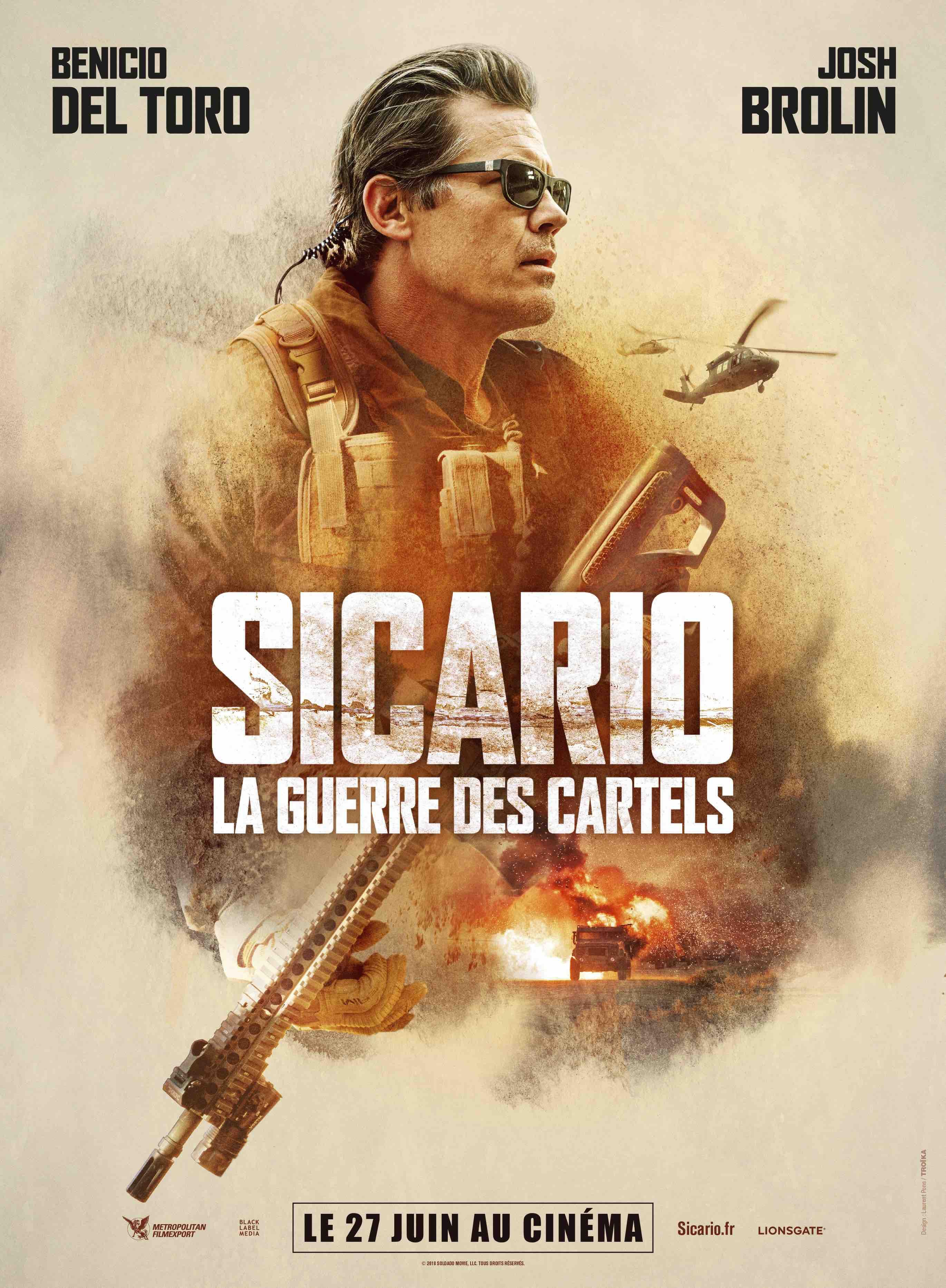 Sicario : La Guerre des cartels - Film (2018) - EcranLarge com