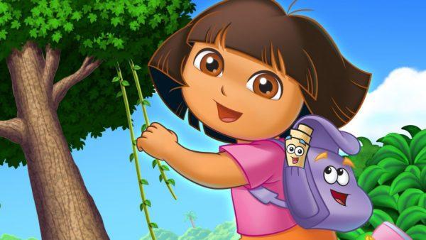 Une première image de l'actrice Isabela Moner en Dora l'exploratrice
