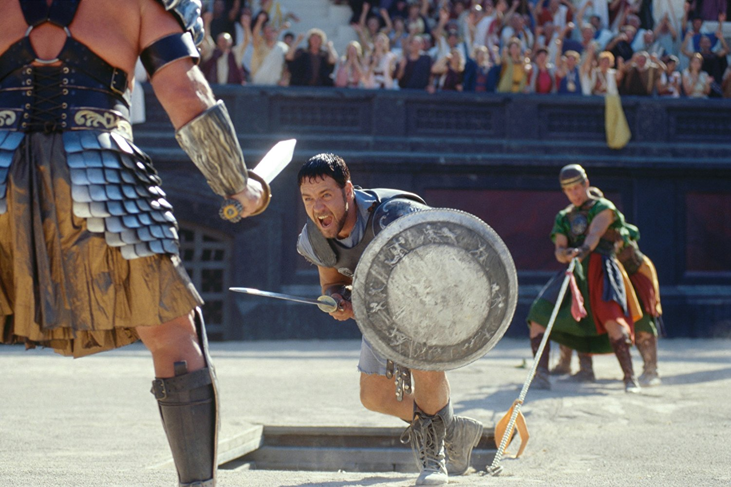 Gladiator 2 : la suite du film de Ridley Scott officiellement lancée !