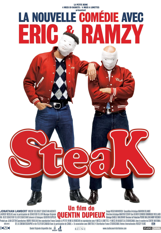 fellation et steak