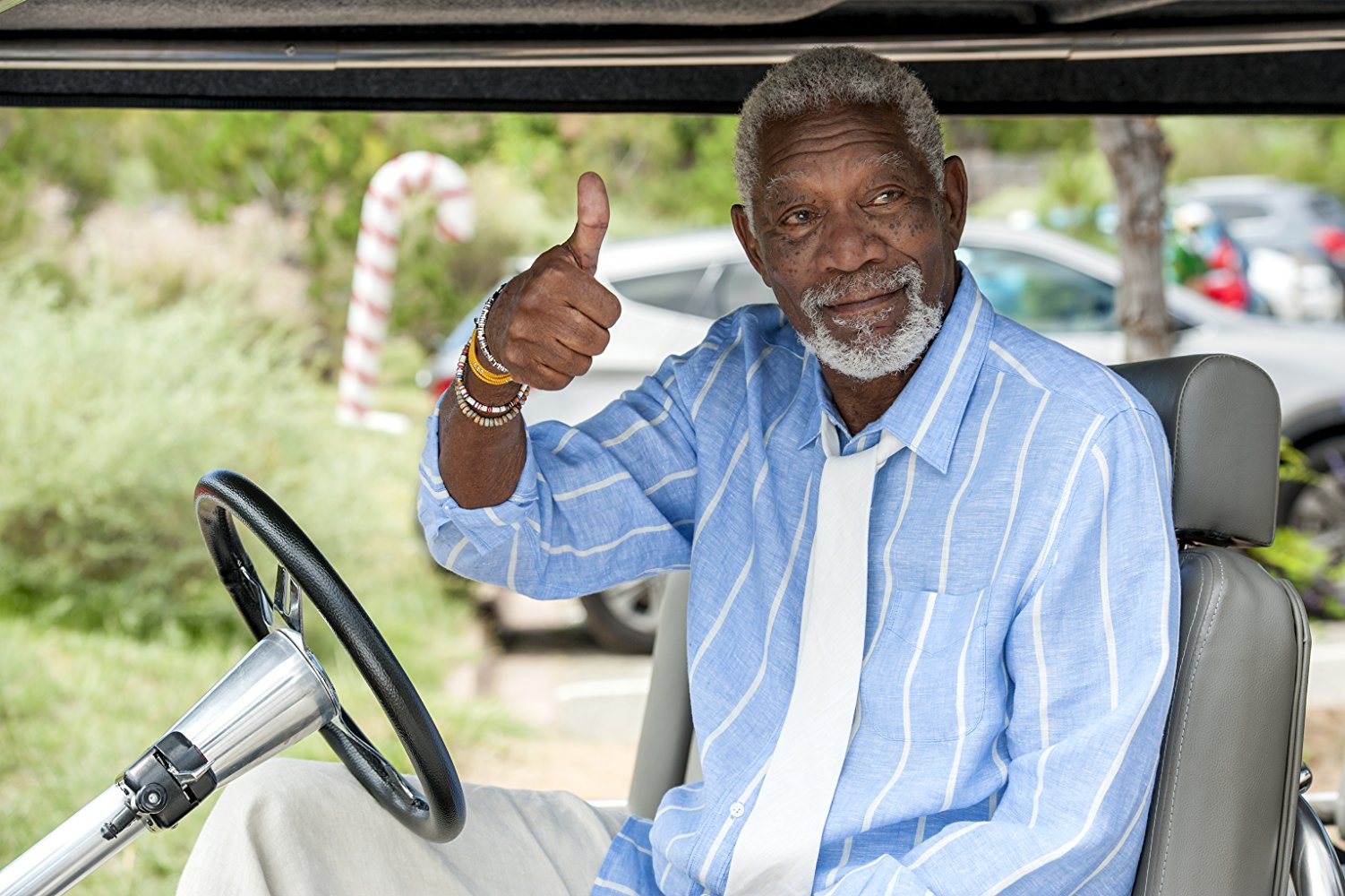 Morgan Freeman accusé de harcèlement sexuel par CNN