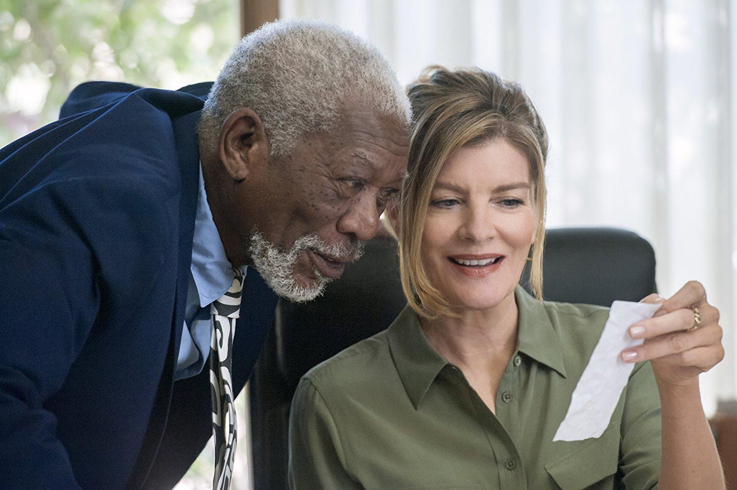 L'avocat de Morgan Freeman demande à CNN de retirer ses accusations — Harcèlement