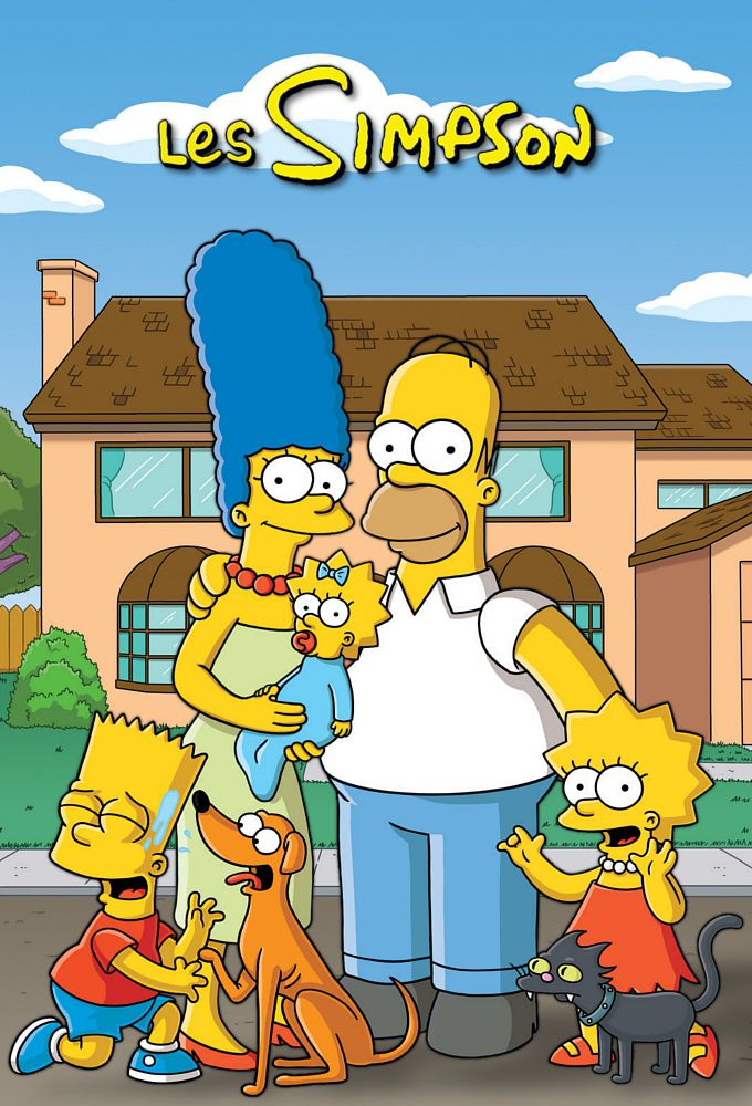 Les Simpson TRUEFRENCH S27