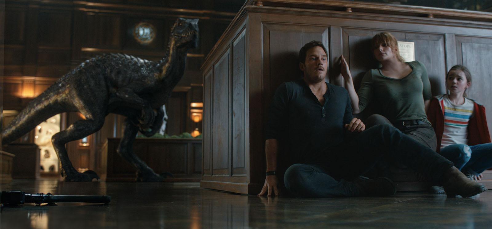 Coloriage Magique Jurassic World.Jurassic World Fallen Kingdom A T Il Ete A La Hauteur Du Succes