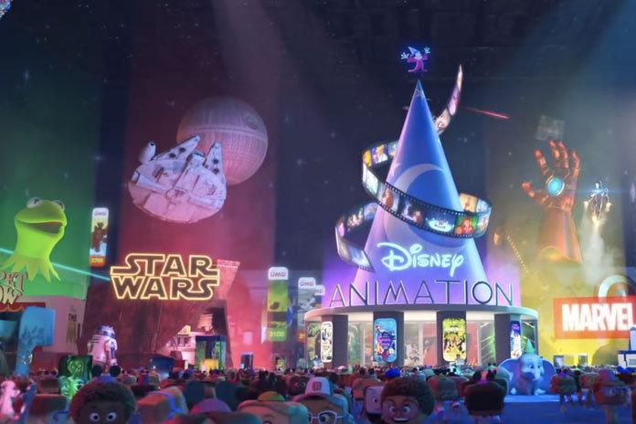 Ralph 2.0 : une bande-annonce truffée de références Disney