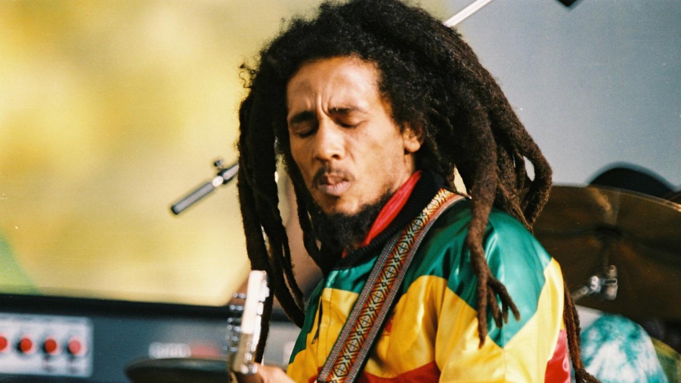 Un biopic en développement — Bob Marley