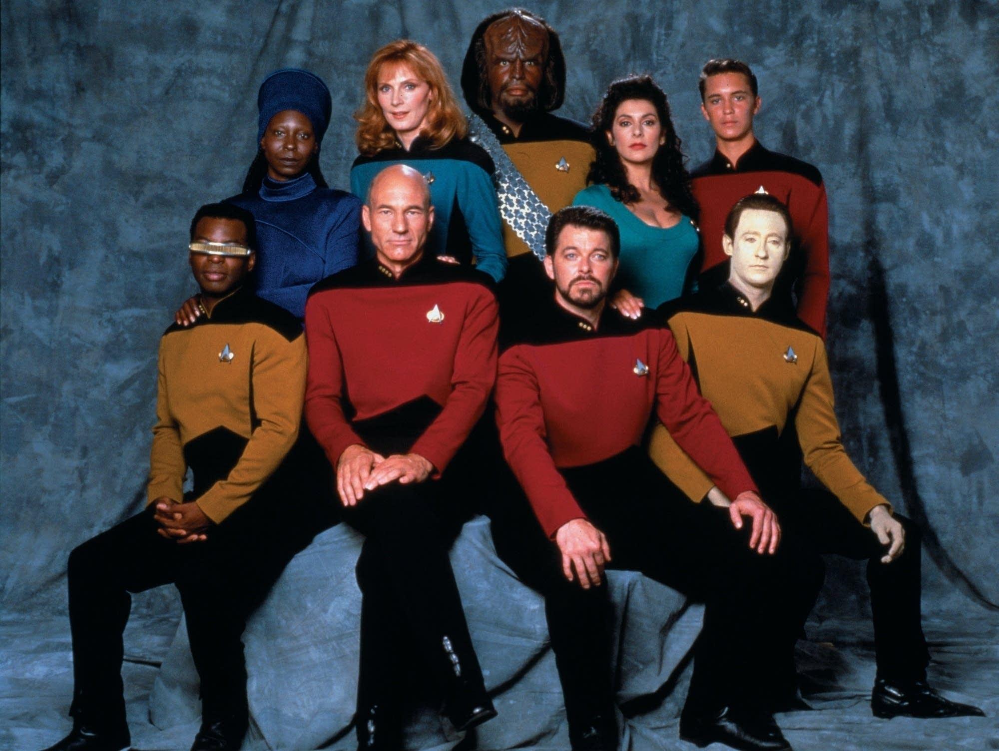 Patrick Stewart de retour dans une série Star Trek