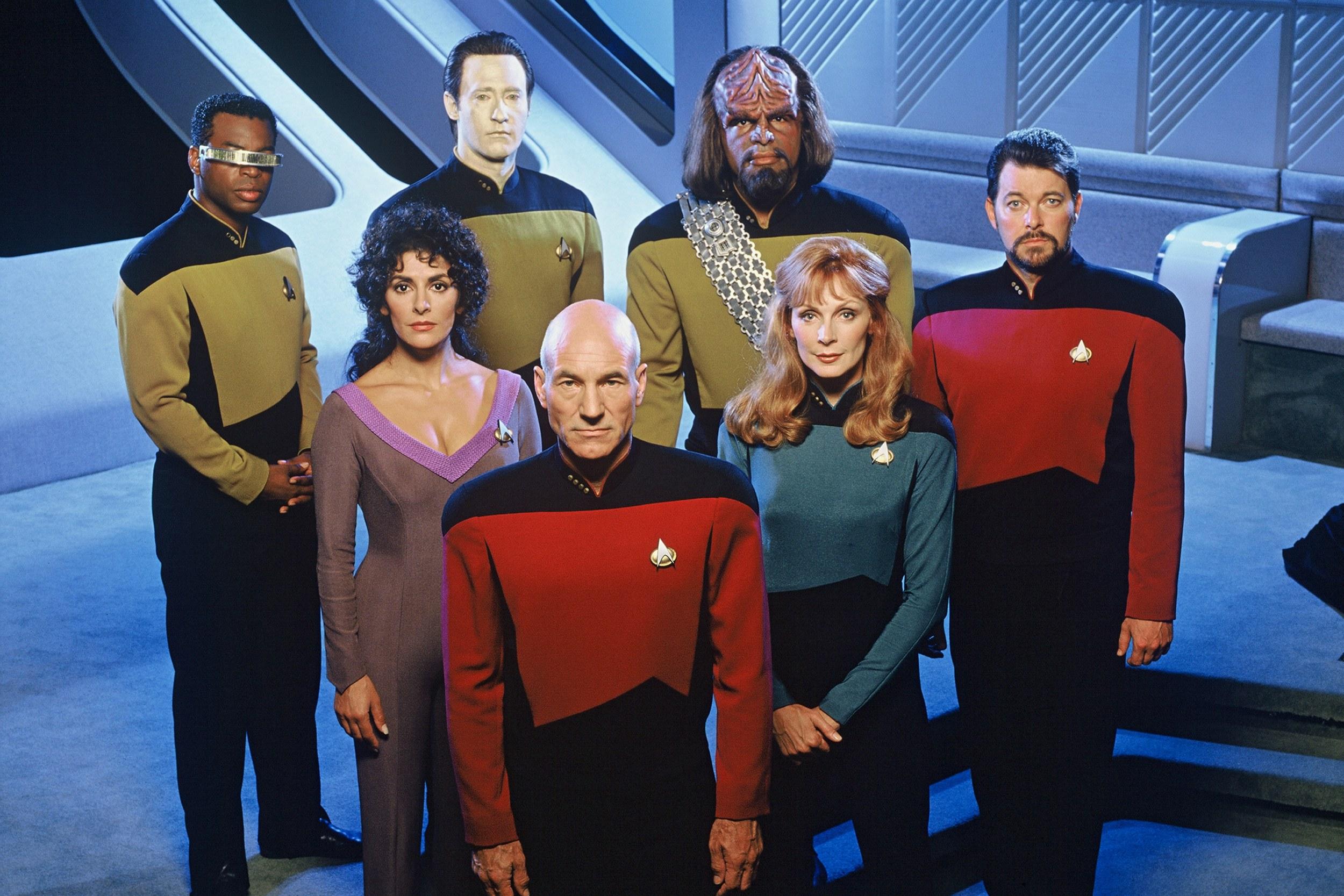 Star Trek : La phase 2 pour Jean-Luc Picard annoncée