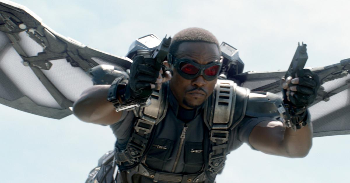 Anthony Mackie en colère contre Marvel — Black Panther