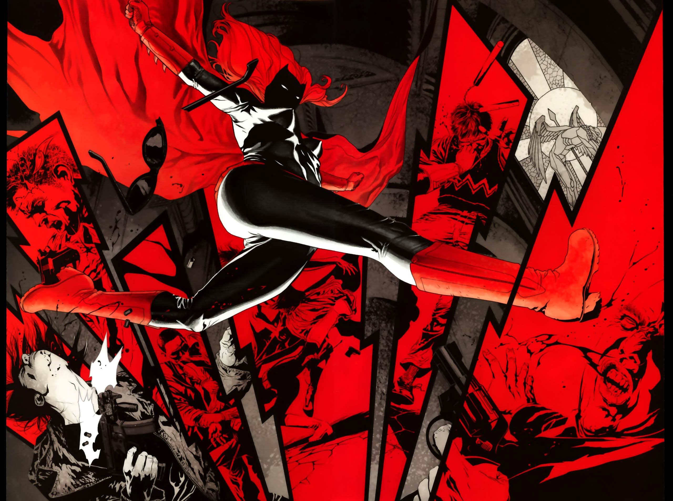 David Nutter à la réalisation du pilote — Batwoman