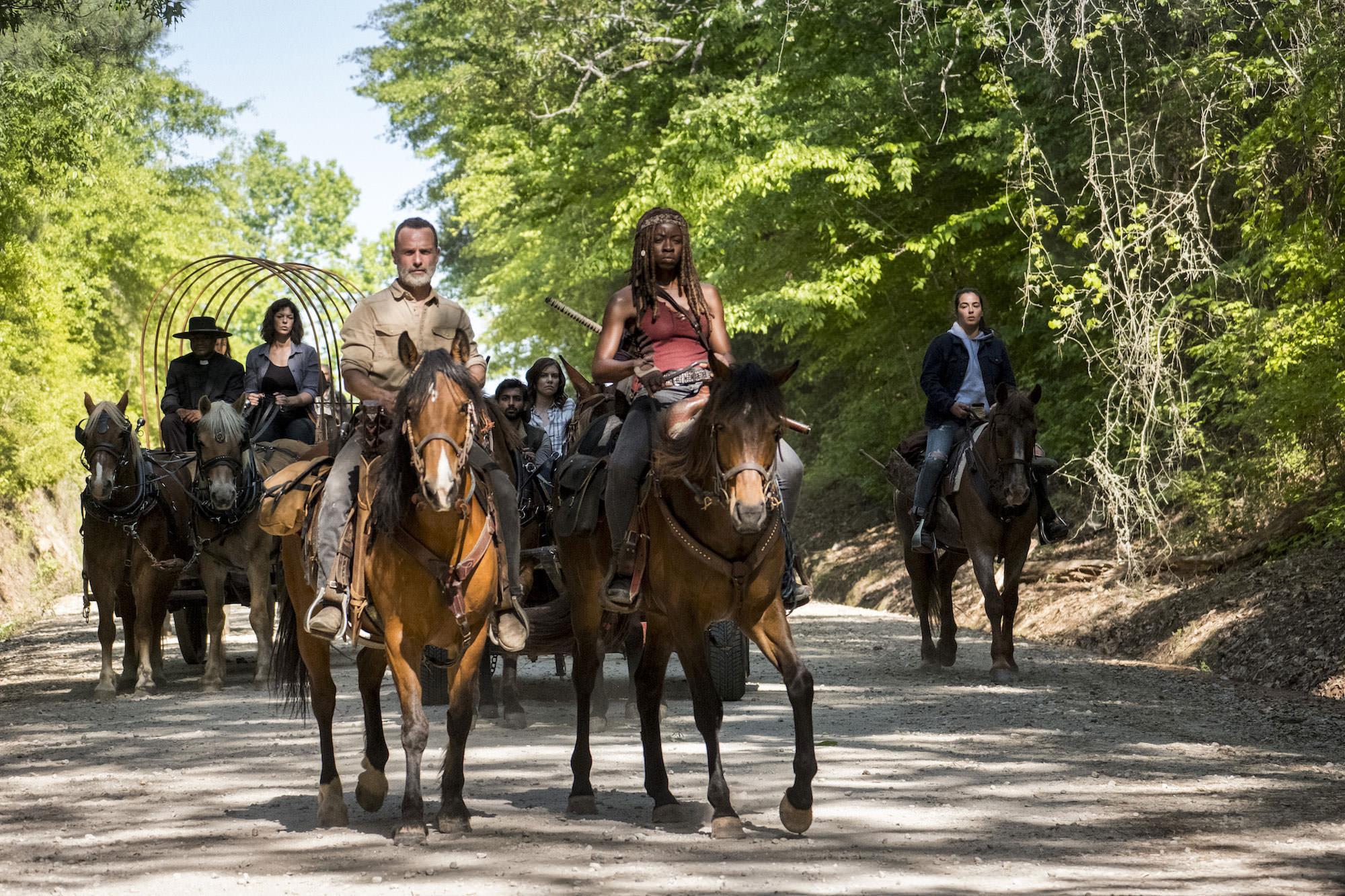 Andrew Lincoln redeviendra Rick Grimes dans trois téléfilms — The Walking Dead