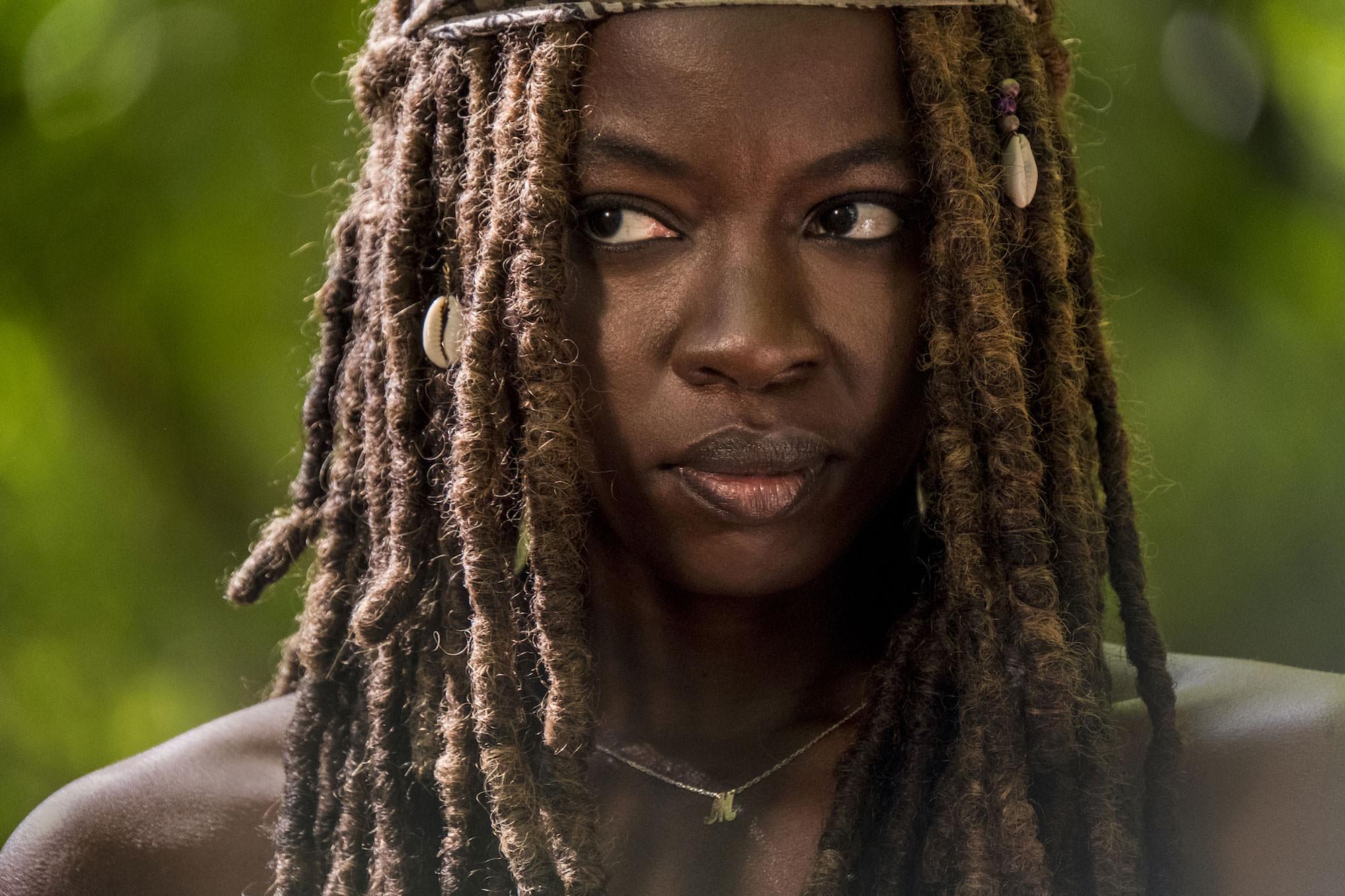 Maggie de retour dans des films spin-offs — The Walking Dead