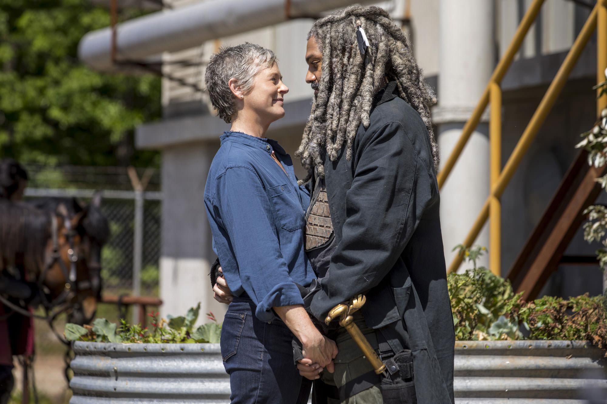AMC renouvelle la série pour une dixième saison — The Walking Dead