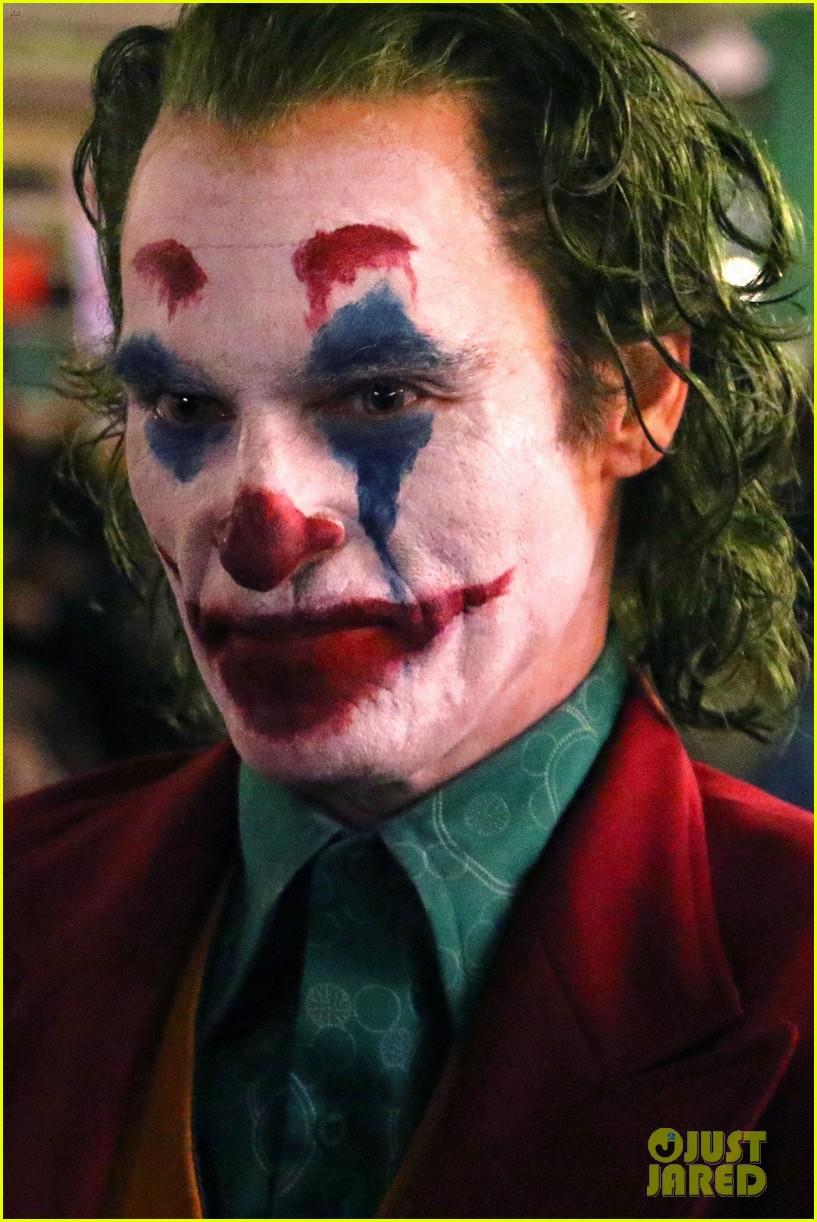 Joker  de nouvelles photos de tournage confirment le