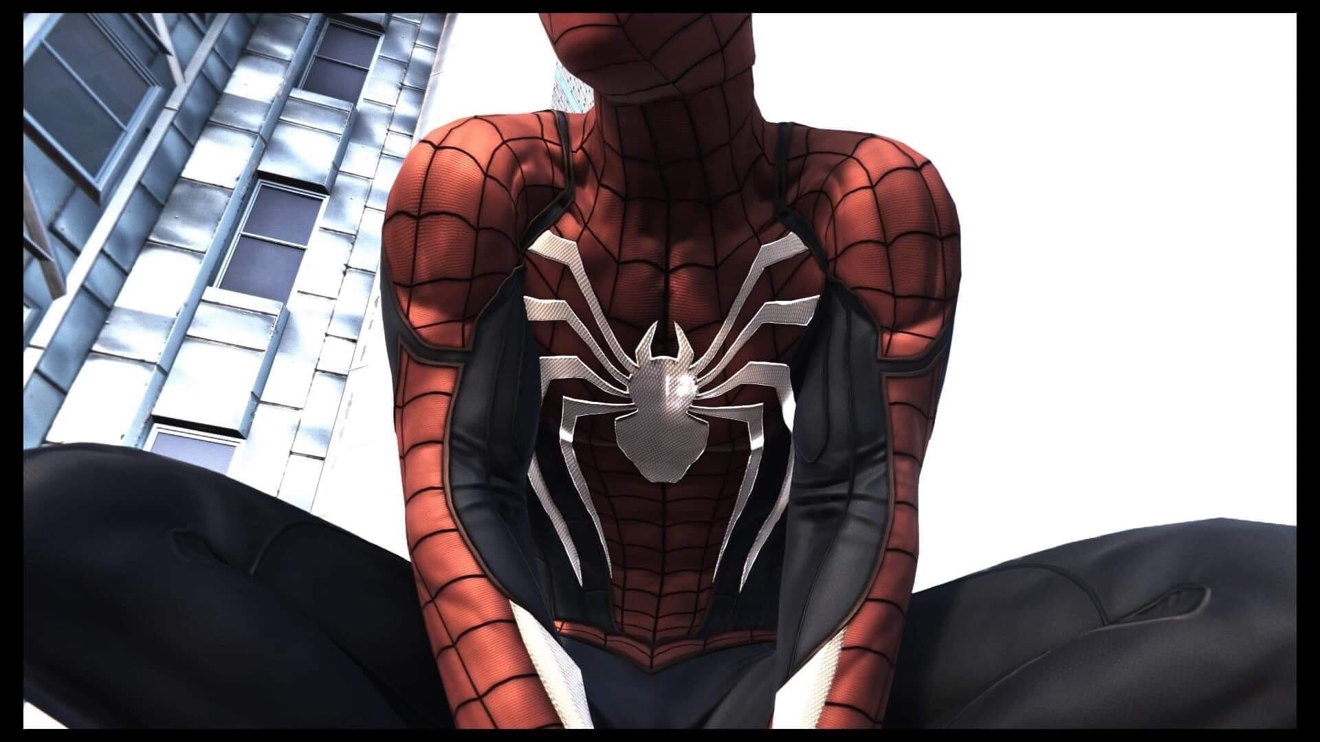 Spider Man tisse sa toile dans la cour des grands sur PS4