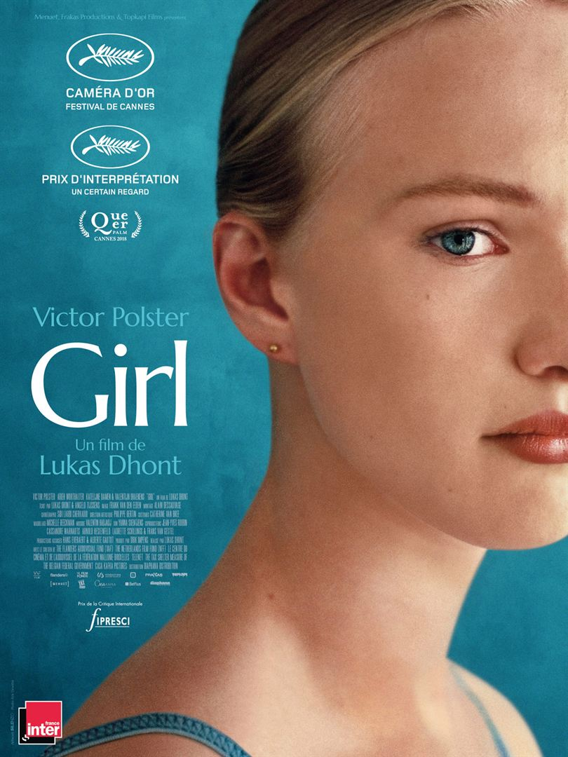 Girl - Film (2018) - EcranLarge.com