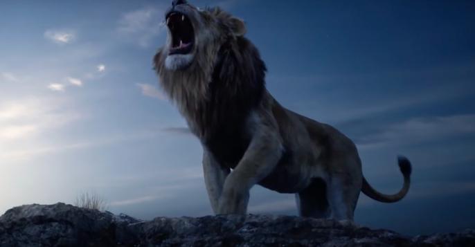 Le Roi Lion Film 2019 Ecranlarge Com