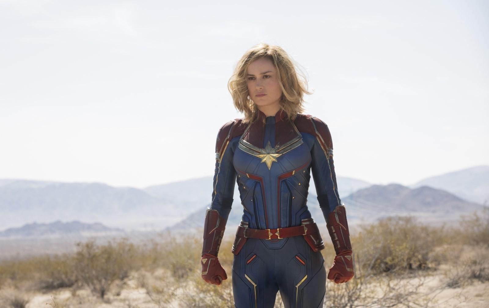 Captain Marvel montre sa puissance dans un nouveau trailer