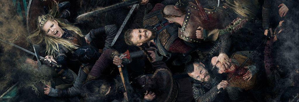 Vikings Saison 5 Vikings Saison 5 Episode 20 : un final