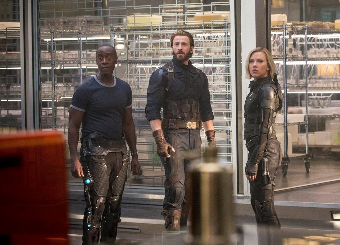 Les Avengers reviennent pour un nouveau crossover — Fortnite