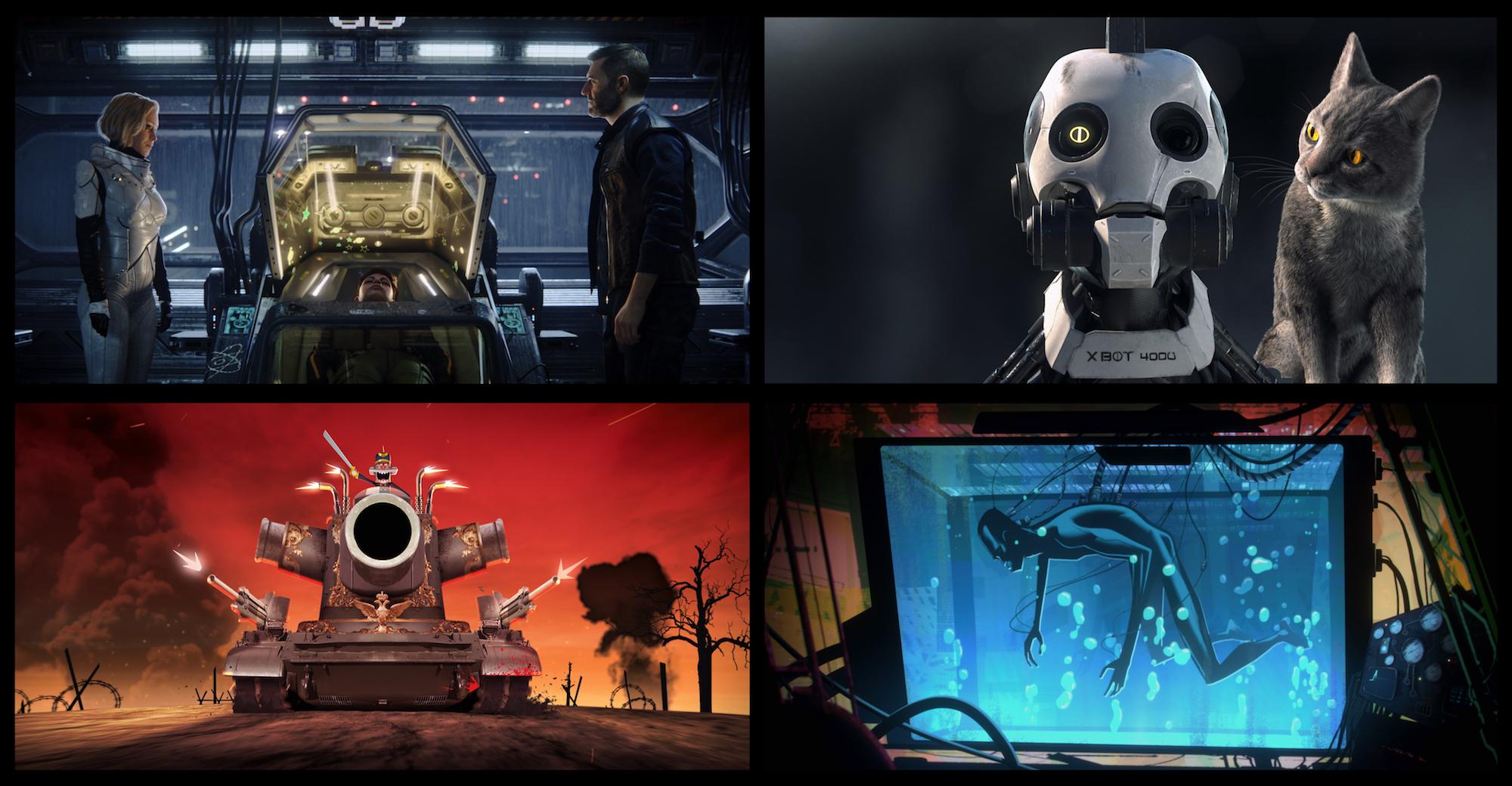 Netflix : la série animée d'anthologie
