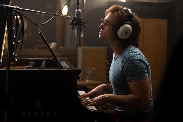 Elton John présente son biopic
