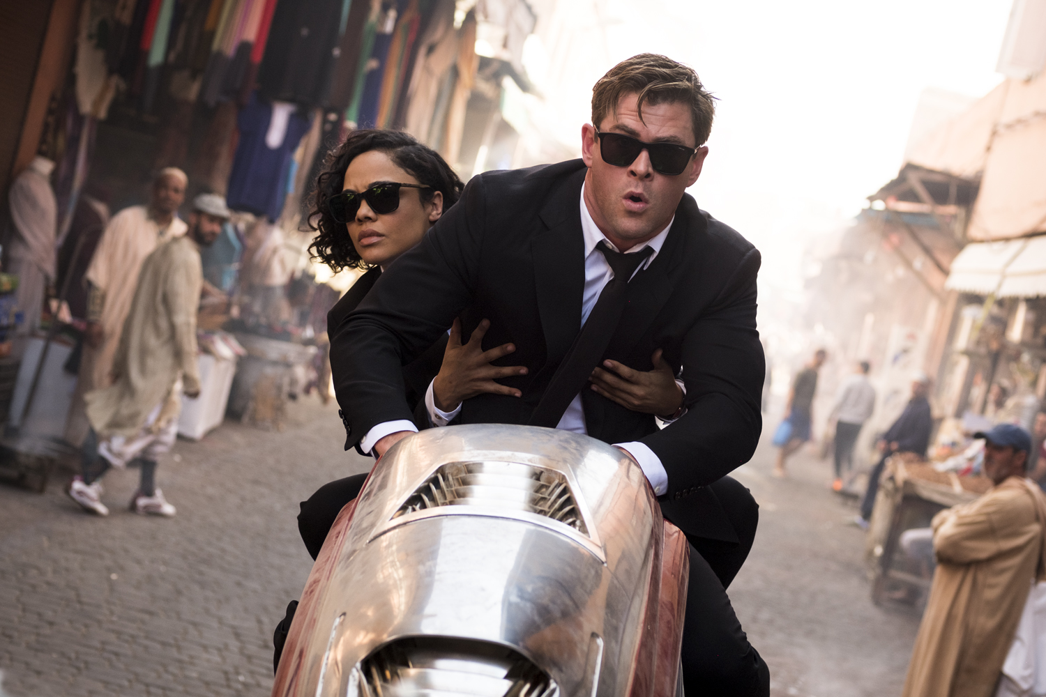 Men in Black International : La bande annonce finale