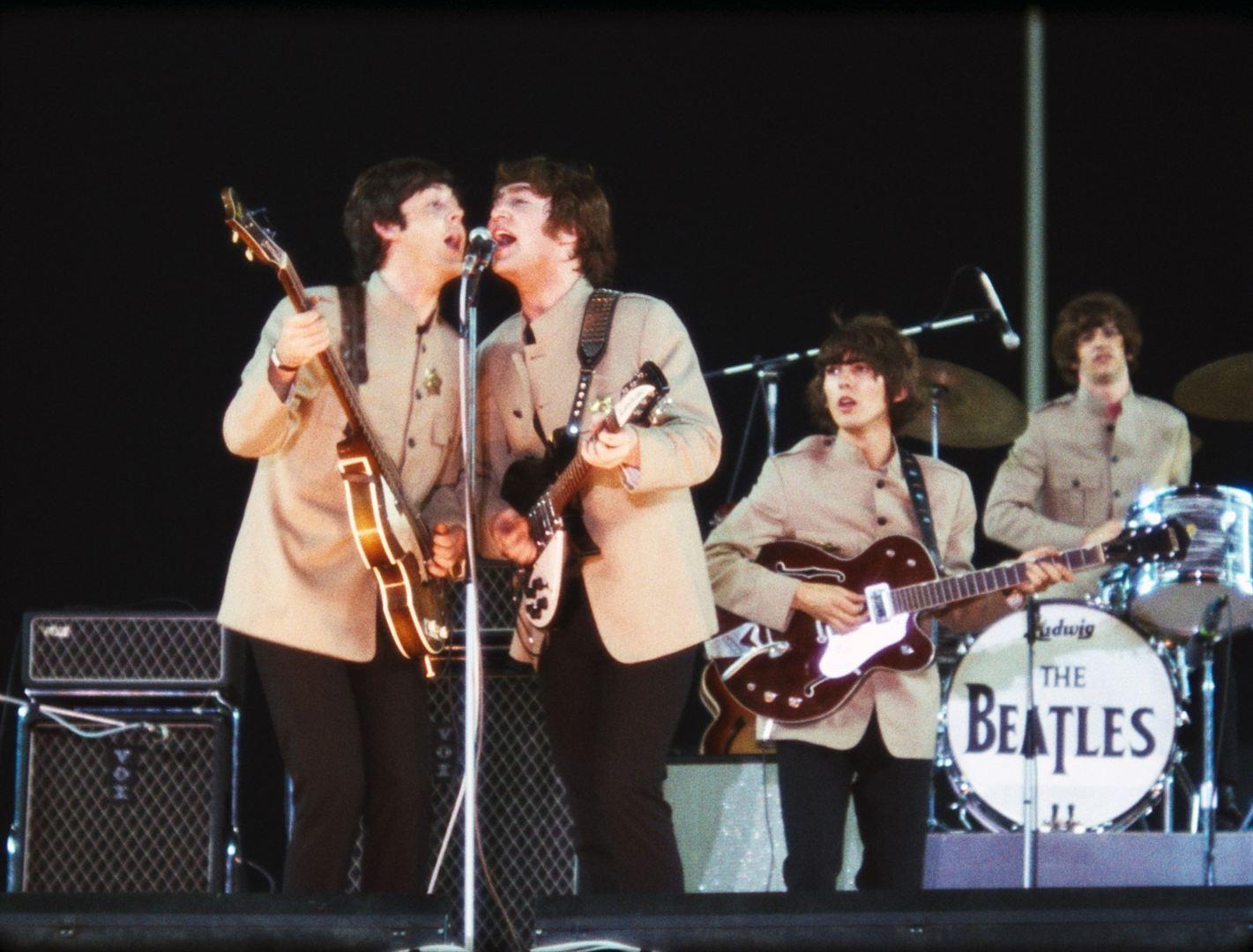 Les Beatles de retour au cinéma dans un documentaire de Peter Jackson
